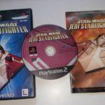 * Sony Playstation 2 Game * STAR WARS JEDI - pas cher StarWars