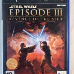 Star Wars Episode III: Revenge of the Sith - jeu StarWars