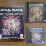 STAR WARS Episode 1 The Phantom Menace - jeu StarWars