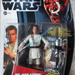 Figurine StarWars : FIGURINE Star Wars Movie Heroes Action Figure - OBI WAN KENOBI NEUF 2012