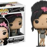 Funko- Music Figurine Pop Vinyl Rocks Amy - Bonne affaire StarWars