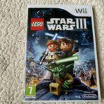 LEGO STAR WARS III THE CLONE WARS - NINTENDO - pas cher StarWars