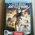 PLAY STATION 2- STAR WARS BATTLEFRONT - Bonne affaire StarWars