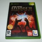 STAR WARS:EPISODE III REVENGE OF THE SITH - jeu StarWars