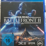 PS4, Star Wars, Battlefront II, Playstation 4 - jeu StarWars