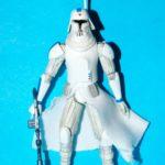 StarWars collection : Star Wars Clone Wars Clone Trooper Neige Gear en Vrac