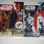 StarWars collection : Star Wars The Force Awakens Figurines Kylo Ren and Director Kerennic