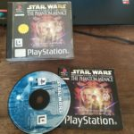 VIDEOGIOCO SONY PLAY STATION PS1 star wars - Occasion StarWars