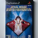 Star Wars Jedi Starfighter Playstation 2 PS2 - pas cher StarWars
