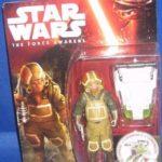 StarWars collection : Star Wars The Black Séries Force Awakens Collecteur Figurine Goss Toowers, Neuf