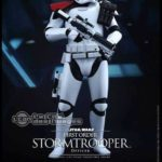 Figurine StarWars : Hot Toys MMS334 Star Wars VII 7 The Force Awakens First Order Stormtrooper 30cm