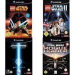 Nintendo GameCube - Best of Star Wars Spiele - Occasion StarWars