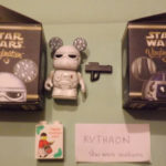 Figurine StarWars : BRAND NEW STAR WARS VINYLMATION SERIES 4 * SNOWTROOPER * 2014 NEUF