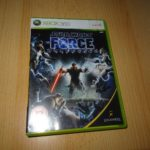 Xbox 360 Star Wars: The Force Unleashed uk - Occasion StarWars