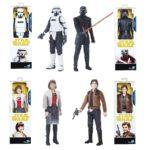 StarWars figurine : Hasbro Star Wars Ultimate Figurine Han Solo-Film Édition Choix de Motif Action