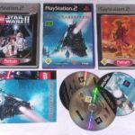 3 Spitzen KINDER Spiele für Playstation 2 - Occasion StarWars