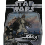 Figurine StarWars : Star Wars The Saga Collection Firespeeder Pilote Basique Action Figurine