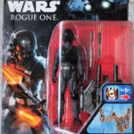 Figurine StarWars : Figurine STAR WARS ROGUE IMPERIAL GROUND CREW NEUF BLISTER HASBRO DISNEY 2016