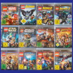 PS3 - Playstation ► Lego Spiel nach Wahl - - pas cher StarWars