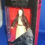 StarWars figurine : Hasbro Star Wars The Black Séries #32 Obi-Wan Kenobi 6 Inch Figurine, Nouveau
