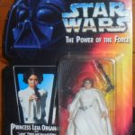 StarWars figurine : Star Wars Pouvoir de la Force Princess Leia Organa Mosc Neuf Kenner Potf