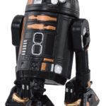 Figurine StarWars : Métal Figurine Collection Metacolle Star Wars 17 R2-Q5 Figurine Takara Tomy Neuf