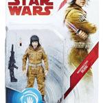 Figurine StarWars : Star Wars The Last Jedi Force Link Resistance Tech Rose 3.75' Action Figure