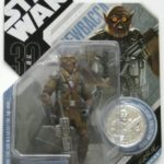 StarWars collection : Hasbro Star Wars Mcquarrie Séries Chewbacca Action Figurine
