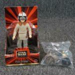 Figurine StarWars : Star Wars Episode 1 Anakin Skywalker & Hovering Watto Figurines