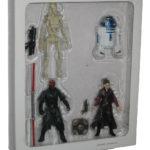 StarWars figurine : Star Wars R2-D2 / Darth Maul / Padme Amidala / Battle Droid Figurine Coffret