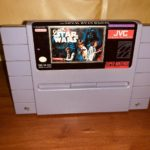 Super Star Wars Snes Usa 100% Original Super - jeu StarWars
