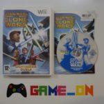 Nintendo Wii Star Wars The Clone Wars - jeu StarWars