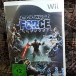 Wii Spiel Star Wars - The Force Unleashed + - Occasion StarWars