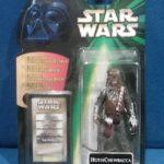 StarWars figurine : Figurine Star Wars Épisode 1 Flashback Hoth Chewbacca Hasbro Sealed