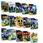 Wii Actionspiel Donkey Kong Dragonball Z Lego - pas cher StarWars