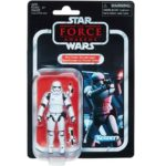 StarWars figurine : Star Wars Force Awakens First Order Stormtrooper Vintage Collection Figurine NEW