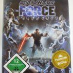 !!! NINTENDO Wii SPIEL Star Wars Force - Bonne affaire StarWars