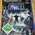 SONY PS2 STAR WARS FORCE UNLEASHED - - jeu StarWars