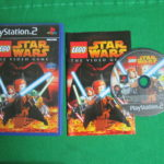 LEGO STAR WARS THE VIDEO GAME - PLAYSTATION 2 - pas cher StarWars