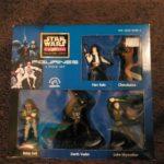 Figurine StarWars : Star Wars Classic Collector's Series Figurine 5 pack MIB