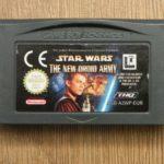 Nintendo Game Boy Advance Game * STAR WARS - Avis StarWars
