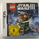 !!! NINTENDO DS SPIEL Lego Star Wars III, - Bonne affaire StarWars