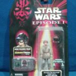 StarWars collection : Figurine Star Wars Épisode 1 Collection 1 Destroyer Droid Hasbro Sealed