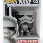 Figurine StarWars : Funko Pop! Star Wars Captain Phasma The Force Awakens Vinyl Figure Toy