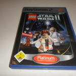 PlayStation 2  PS 2  Lego Star Wars II - Die  - pas cher StarWars