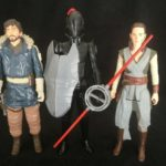 StarWars collection : Star Wars lot de 3 figurines Star Wars géant   ( 30 cm ) certains très rares