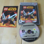 PLAYSTATION 2 / PS2 - Lego Star Wars: The - pas cher StarWars