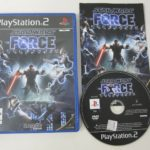 Star Wars: The Force Unleashed - SONY PS2 - pas cher StarWars