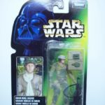 Figurine StarWars : Hasbro Figurine Star Wars Endor Rebel Soldat avec Dos   Starwars Figurine de Jeu