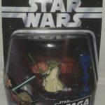 StarWars collection : figurine star wars yoda episode II attaque des clones N°019 Bd film movie games